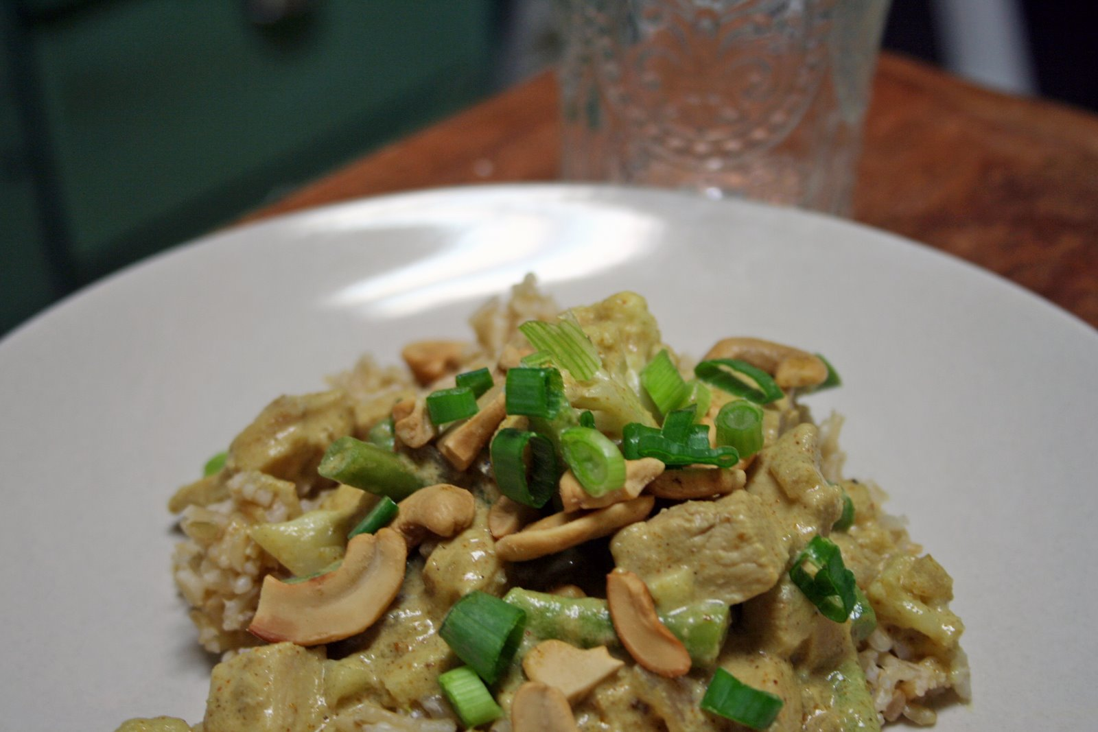 Cashew Curry Recipe