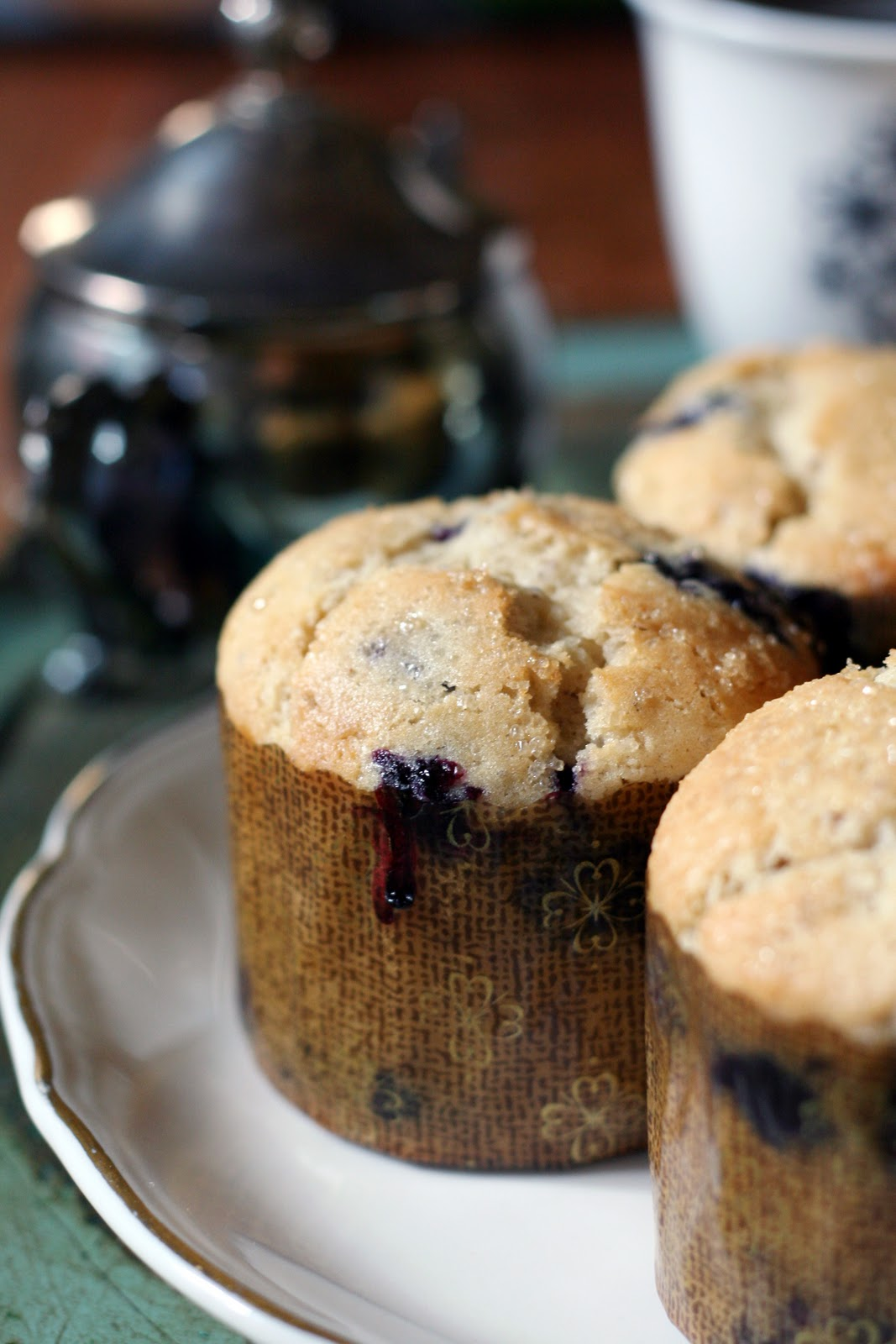 Best Blueberry Muffin Recipe