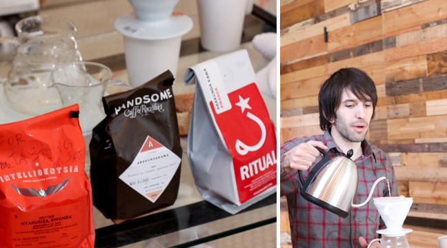 Coffee Tasting with Nobrow Coffee