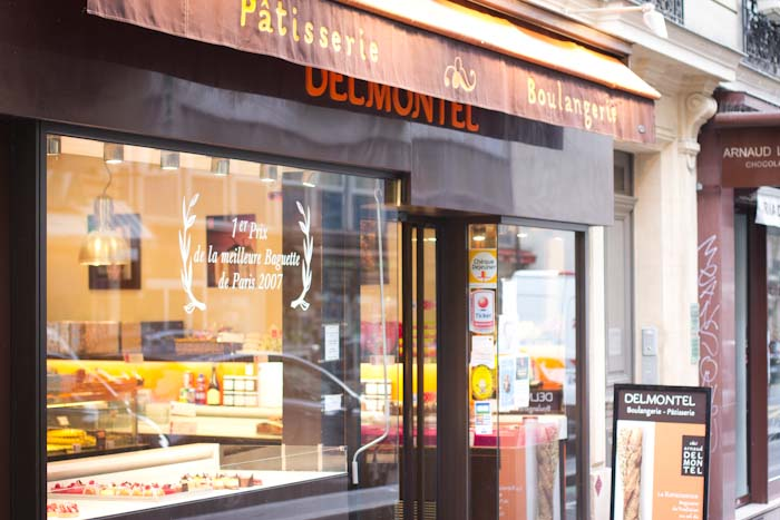 Montmartre_Paris_Bakery