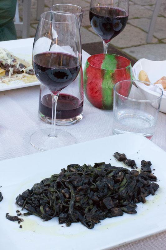 Sepe al nero cuttlefish in Venice