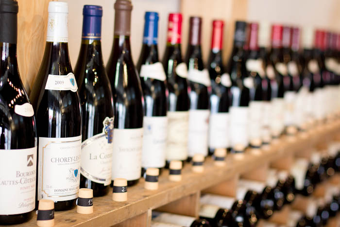 Wine Tasting in Beaune, France