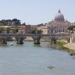 Dining and Sightseeing in Rome