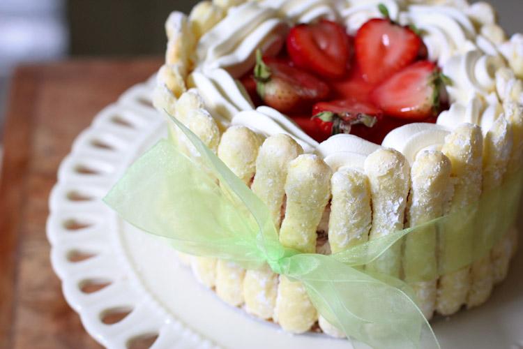 Strawberry Charlotte Recipe