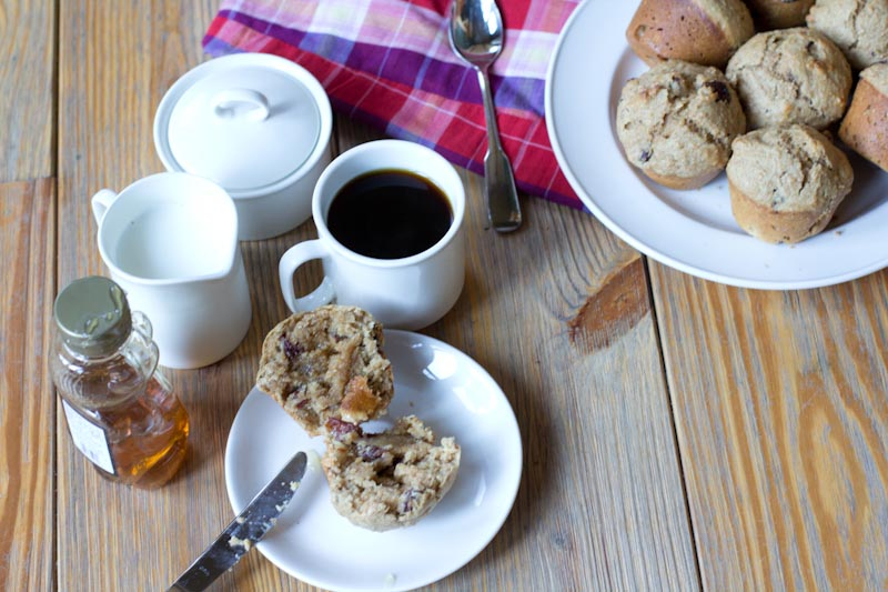 Pam Andersons Bran Muffin Recipe