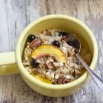 What to do with Mushy Quinoa…Baked Breakfast Quinoa