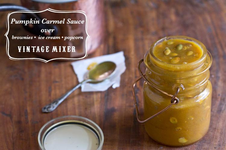 Pumpkin Caramel Sauce Recipe