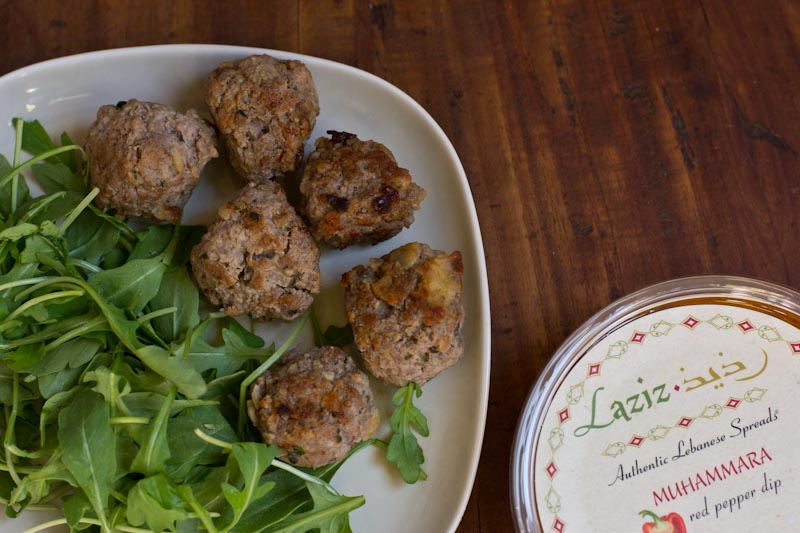 Lamb Gyro Recipe with Toum Meatballs