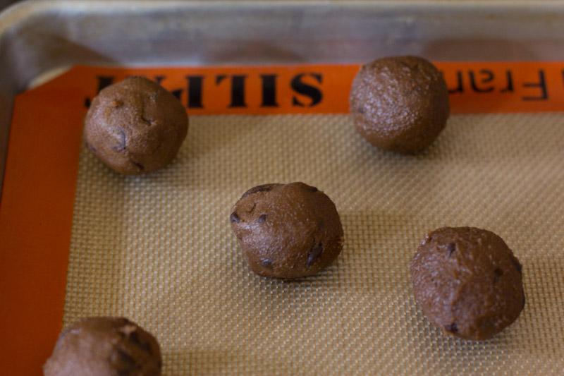 Chocolate Gingersnap Cookie Recipe