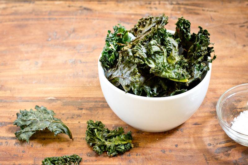 Easy Kale Chip Recipe