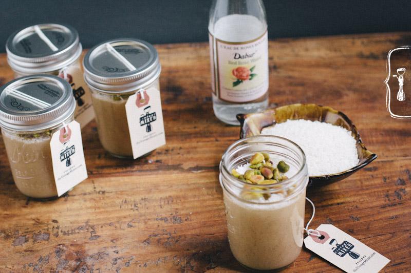 Meghli Lebanese Rice Pudding Recipe