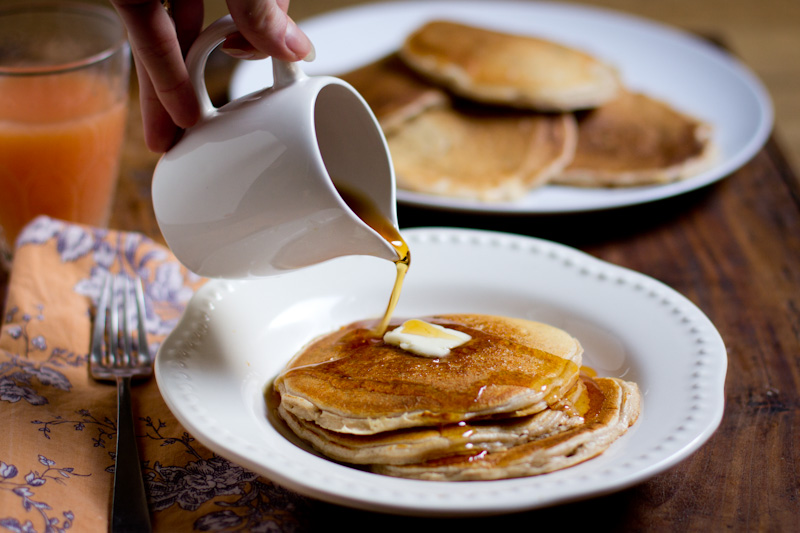 Timeless Grains Pancakes
