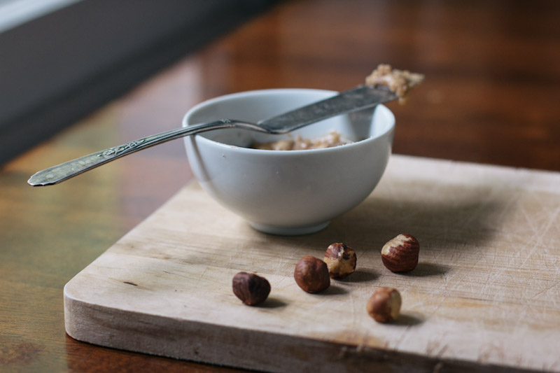 Hazelnut Butter Recipe