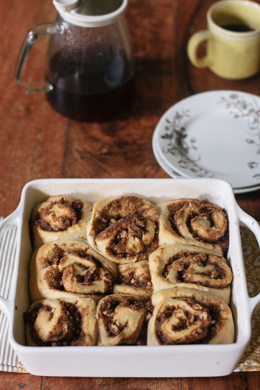 One Hour Cinnamon Roll Recipe