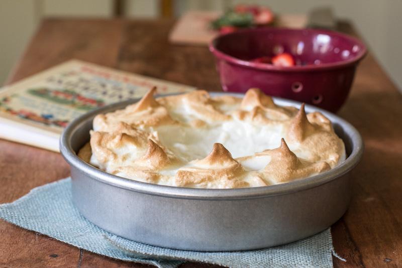 Berry Basket Cake Recipe