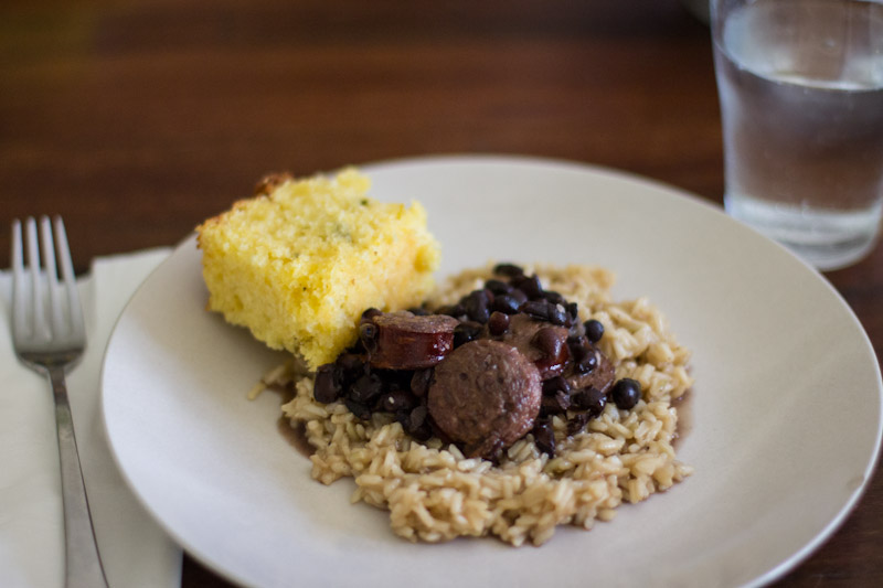 Feijoada Brazilian Beans and Rice Recipe