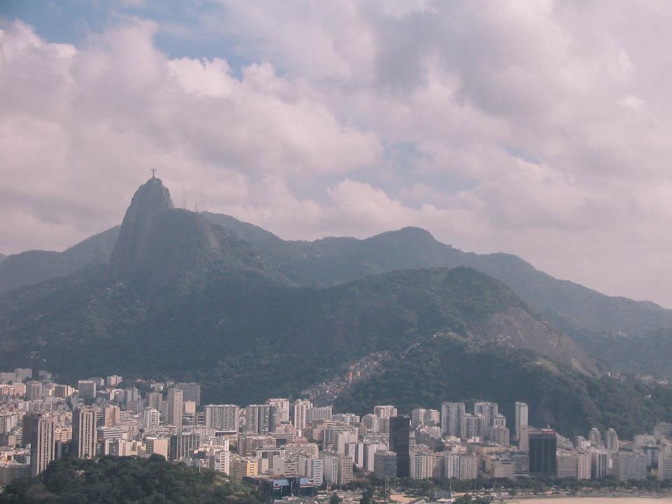 Vintage Mixer Travels - Rio de Janiero