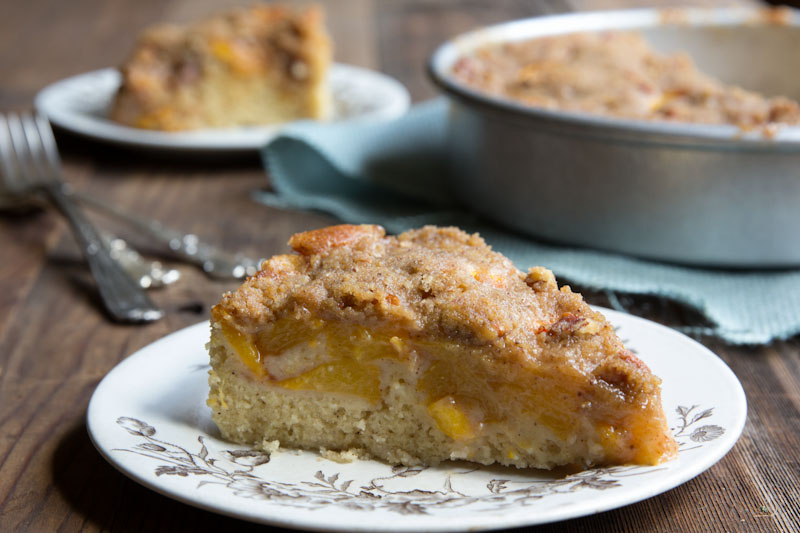 Peach Buckle Recipe