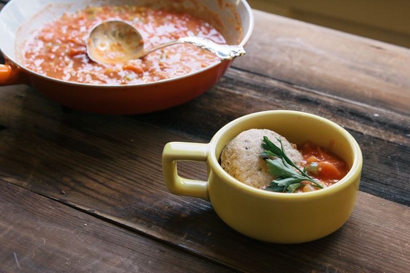 Southern Tomato Grave Recipe