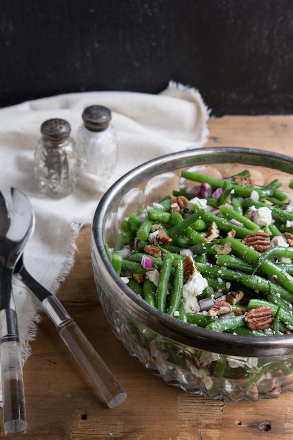 Thanksgiving Green Bean Salad Recipe