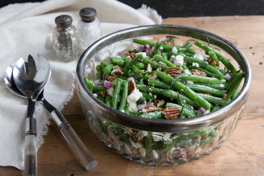 Thanksgiving Green Bean Side Dish
