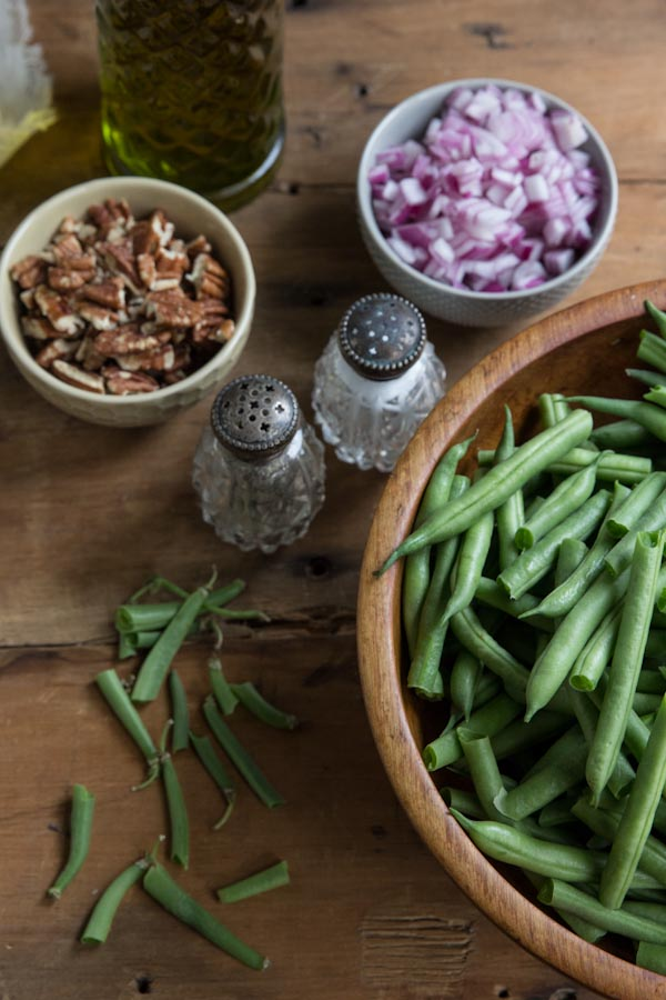 Thanksgiving Green Bean Salad Recipe