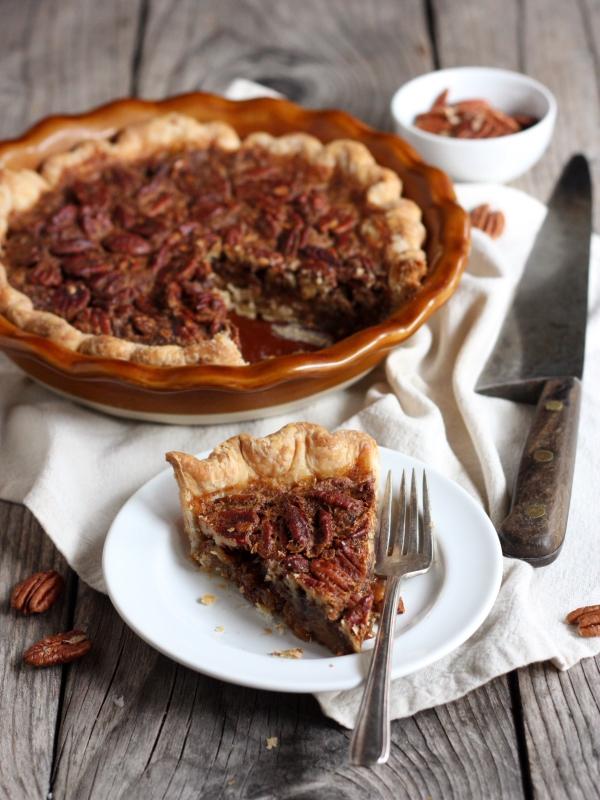 Pecan Pie Recipe from Completely Delicious