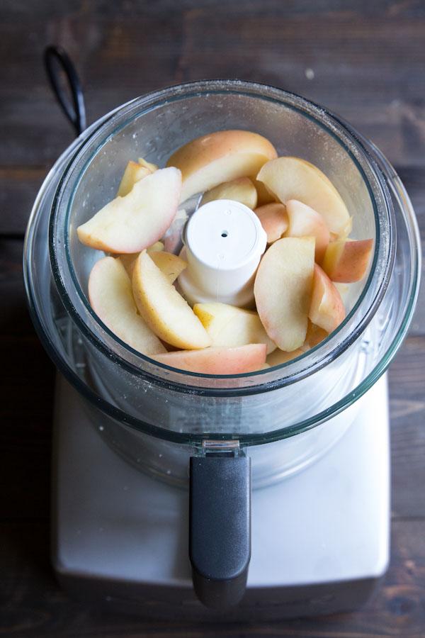 Homemade Baby Apple Sauce Recipe