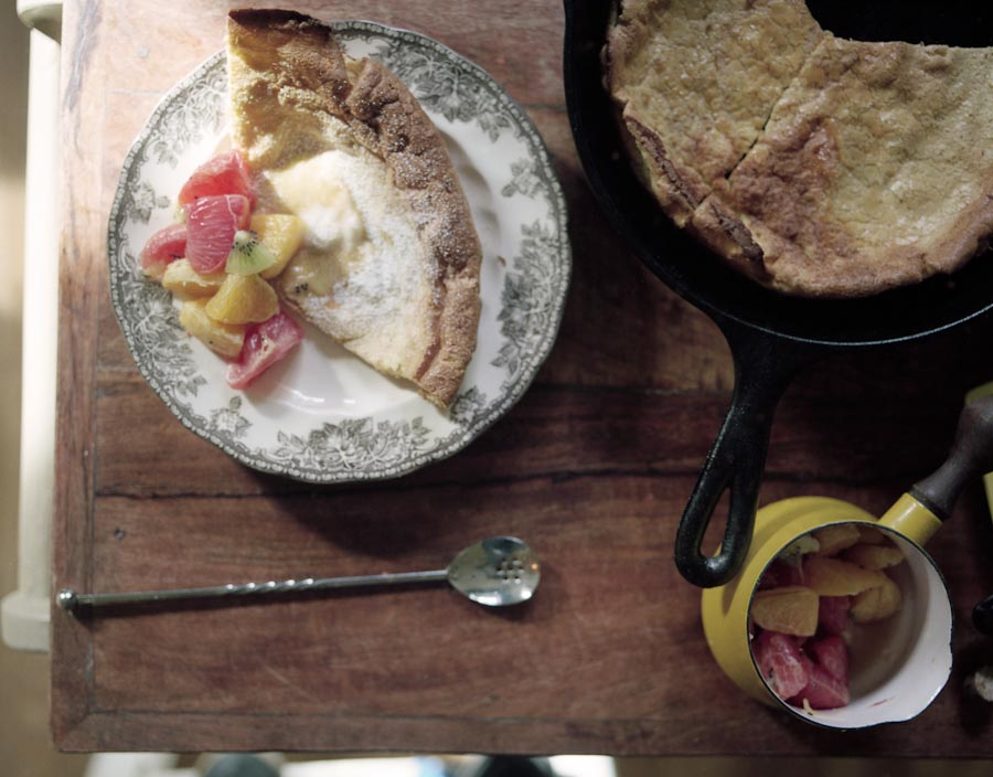 Whole Wheat Dutch Baby Pancakes Recipe