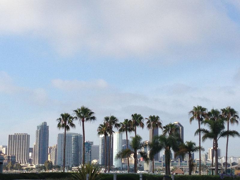 San Diego Vacation • theVintageMixer.com