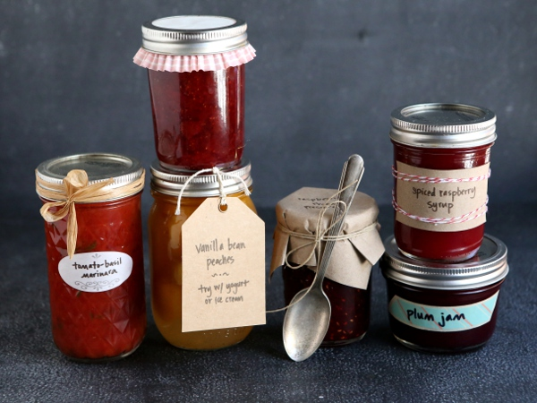 Canning gifts