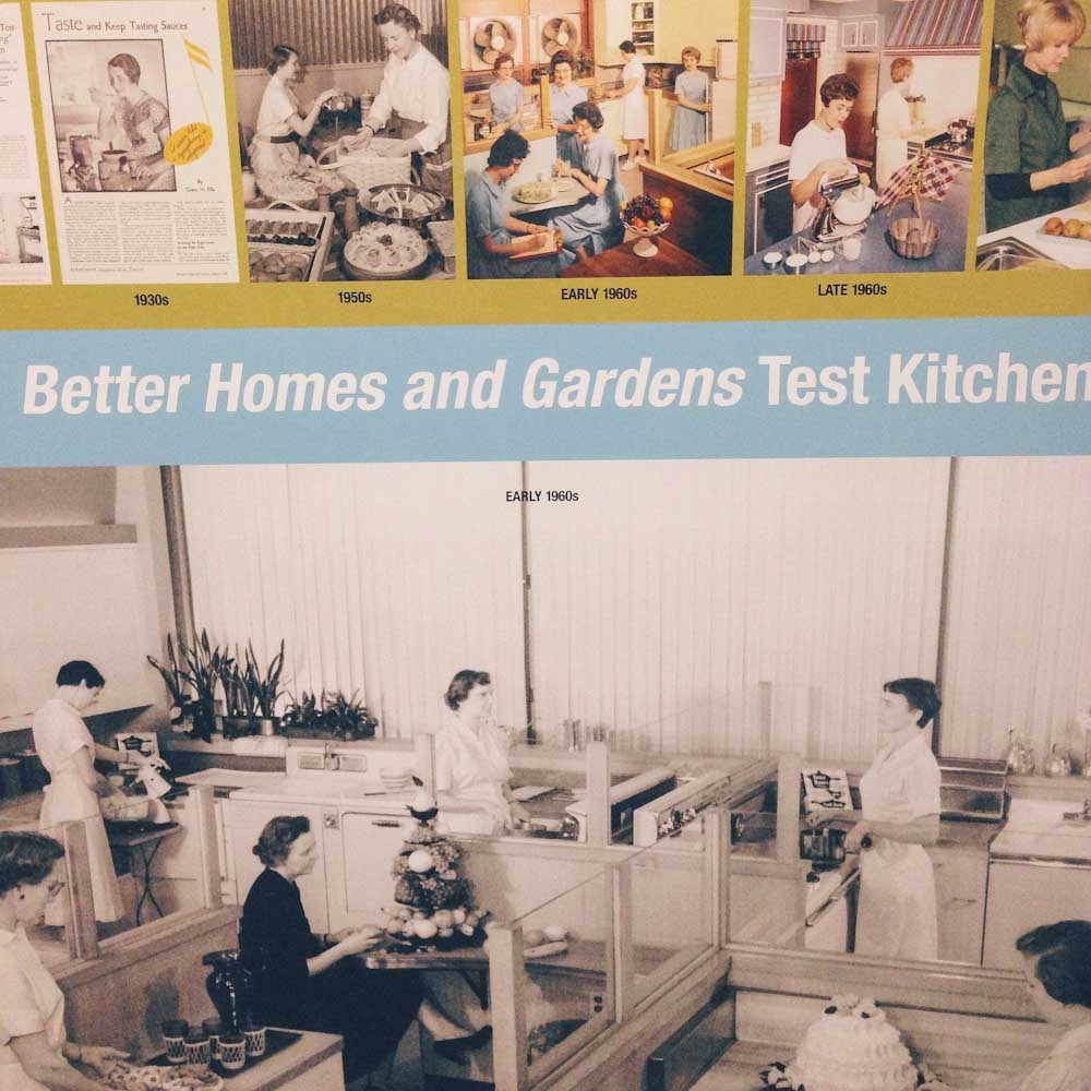 Better Homes and Gardens Test Kitchens