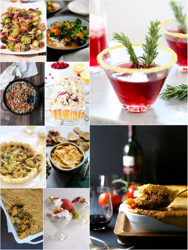 December Seasonal Recipes • theVintageMixer.com #eatseasonal