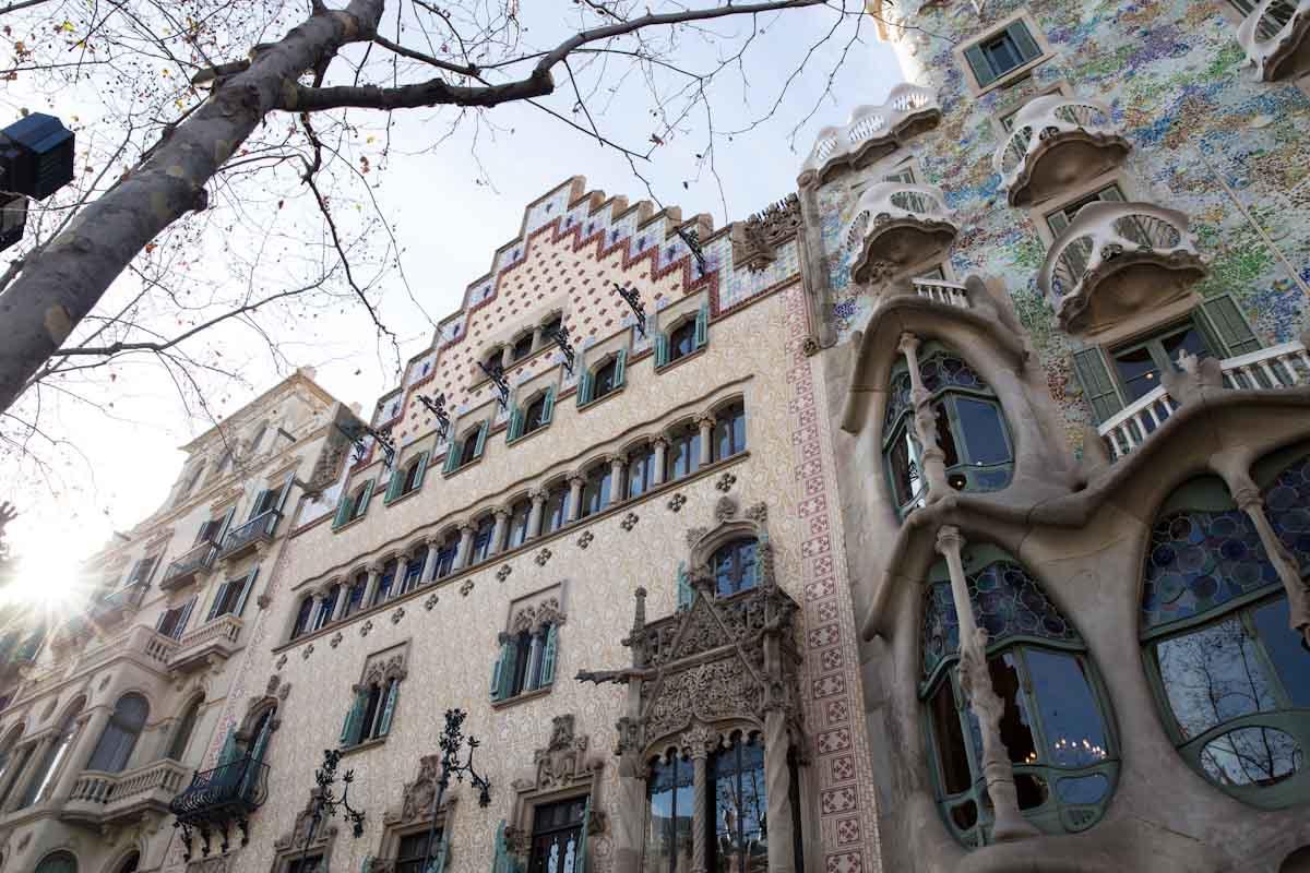 Block of Discord in Barcelona #barcelona