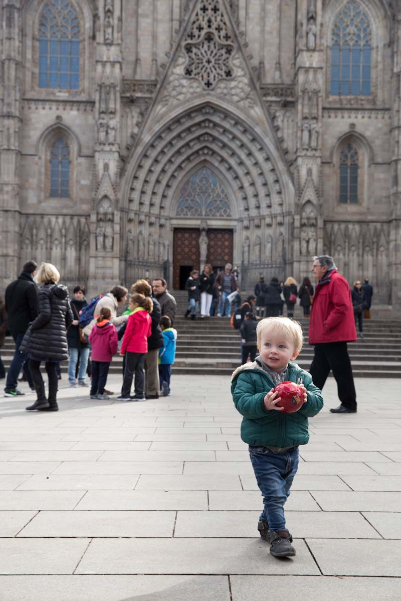 traveling abroad with a toddler • theVintageMixer.com
