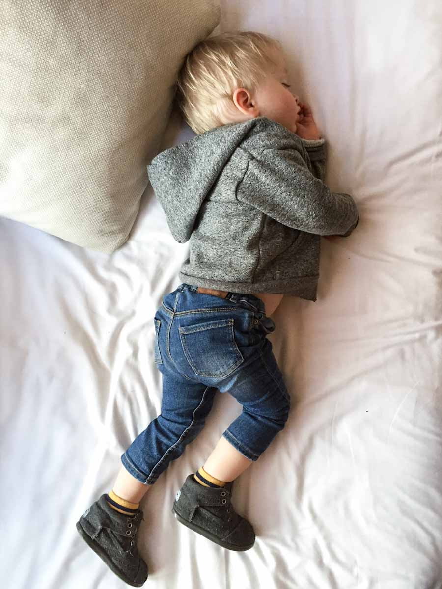 traveling abroad with a toddler • theVintageMixer.com #travel #travelwithkids