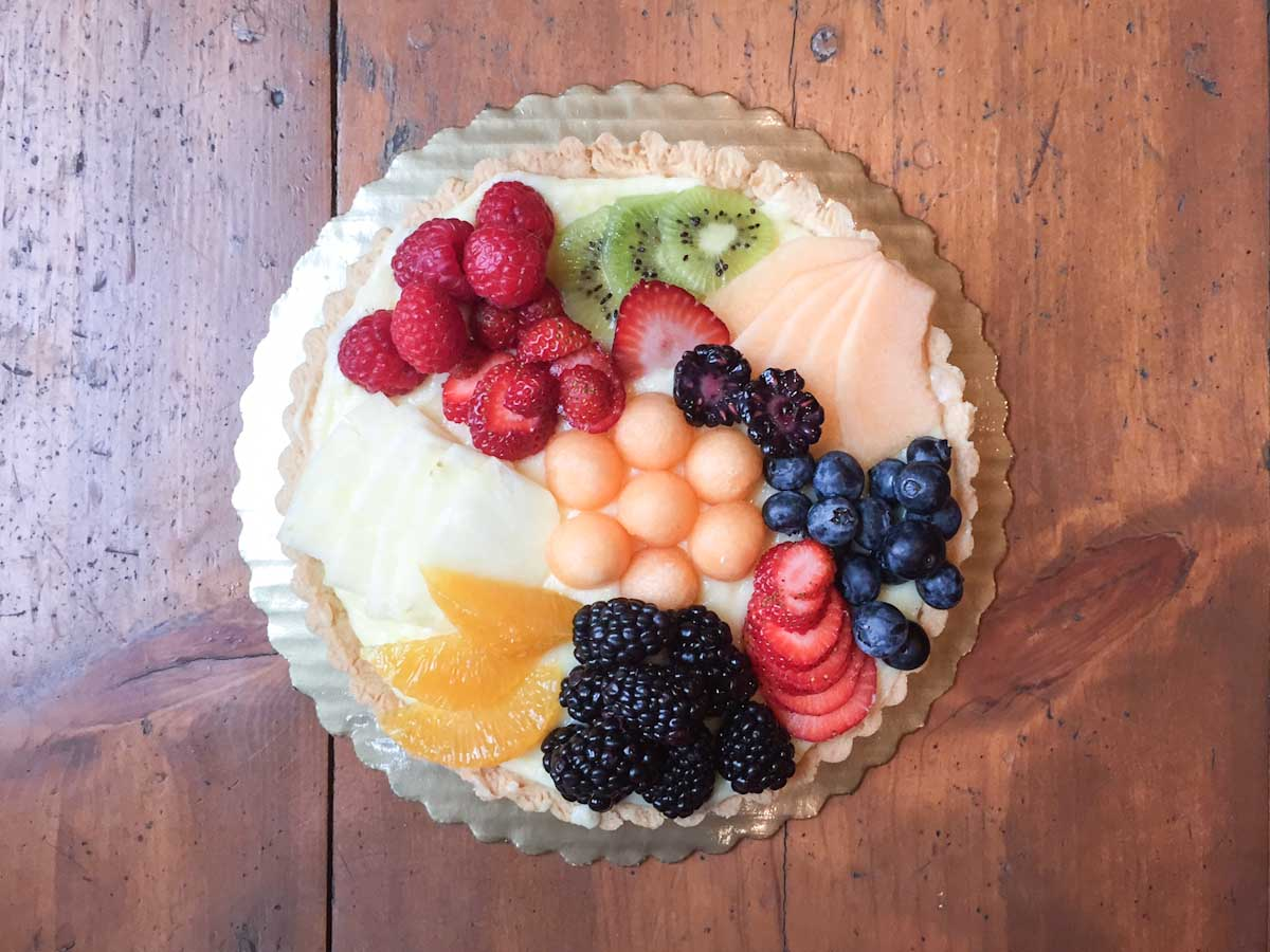 Culinary School – Fruit Tart and Crustacean edition