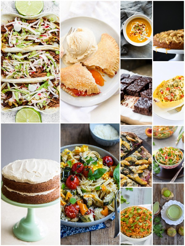 September Seasonal Recipes •theVintageMixer.com #eatseasonal