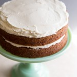 classic carrot cake recipe •theVintageMixer.com #eatseasonal #cake