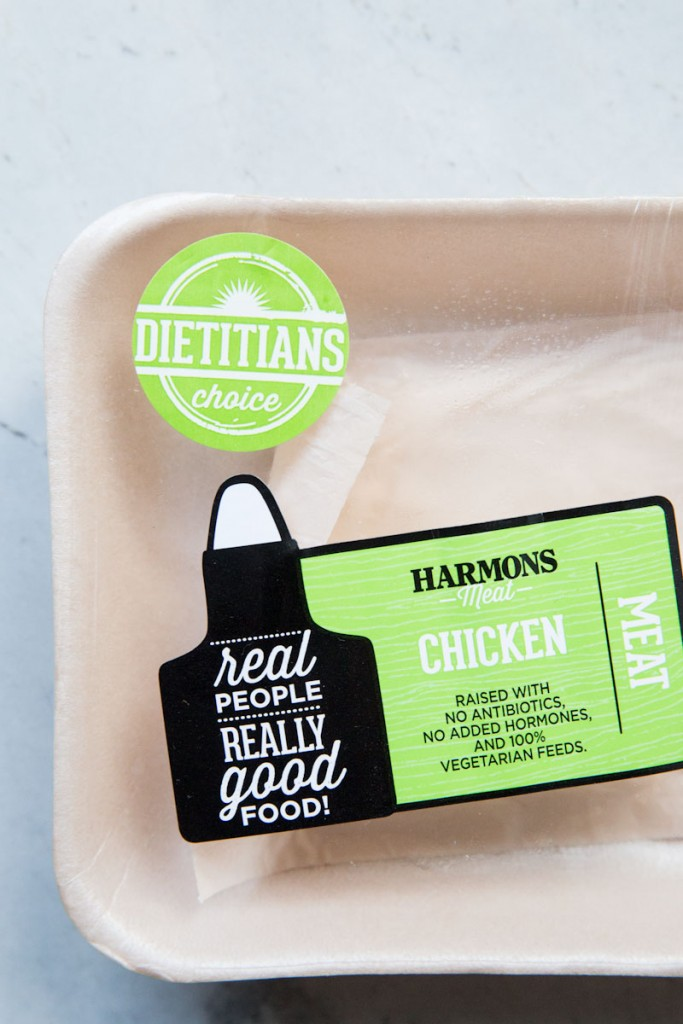 Harmons Dietician Labels