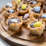 Coconut Macaroon Nests for Easter