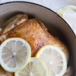 Coconut Milk Roasted Chicken Recipe
