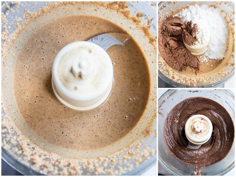 homemade nutella recipe • theVintageMixer.com #nutella #nocciolata