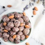 Blueberry Almond Energy Bites