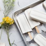 These dairy-free and vegan coconut popsicle are ones that everyone can enjoy.