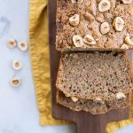 This classic zucchini bread recipe makes two loaves and is a great gift!