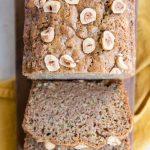 Hazelnut Zucchini Bread Recipe