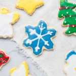 Christmas Cut-Out Sugar Cookie Recipe