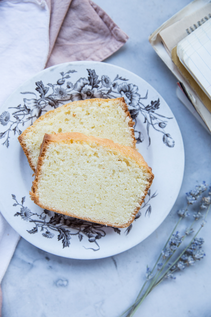 This Traditional Pound Cake Recipe is perfectly moist and rich and everything you'd want in a pound cake.