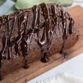 You must try this Gluten Free Chocolate Banana Bread Recipe!